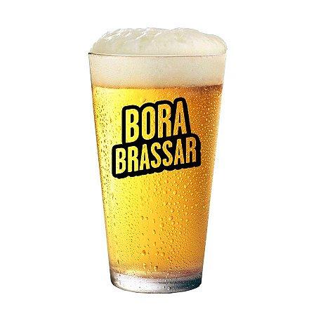 Kit Receita Canal Mosturando Bora Brassar - 20 litros