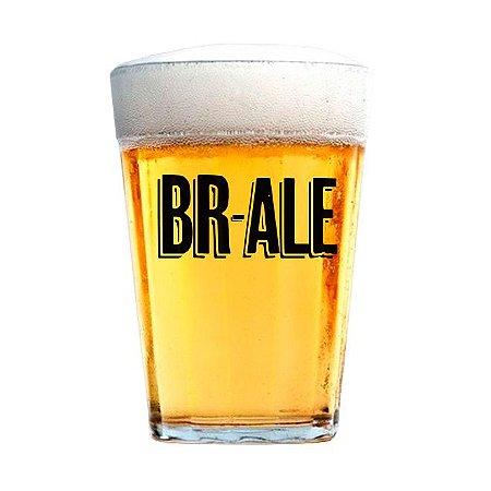 Kit Receita Canal Mosturando Brazilian Ale - 20 litros