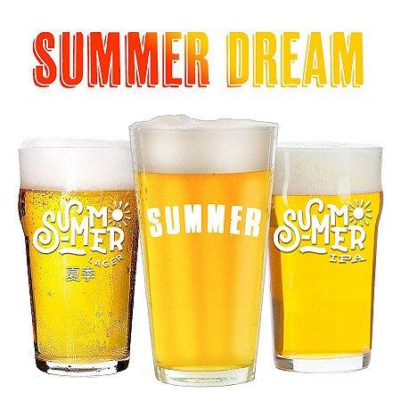 Kit Summer Dream Cerveja Facil - 10 litros
