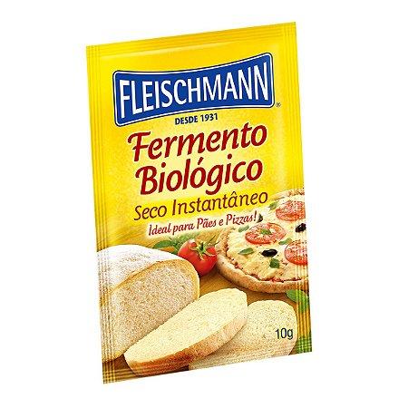 Fermento Seco de Pão Fleischmann - 11g