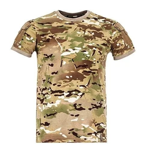T-SHIRT INVICTUS ARMY MULTICAM