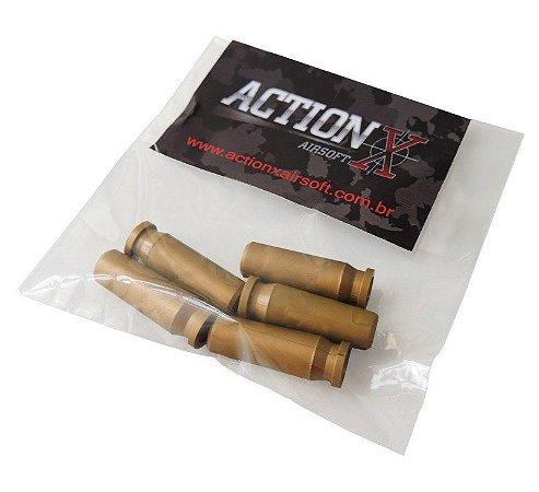 KIT 05 CARTUCHOS ACTION-X PARA SX9