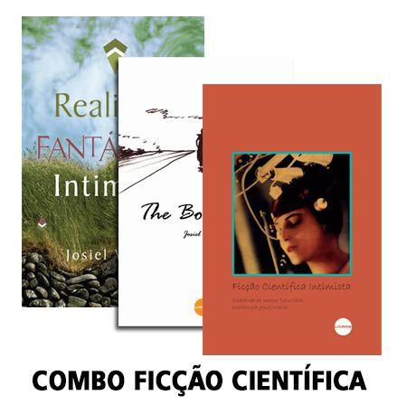 COMBO FIÇÃO CIENTÍFICA - Diversos Autores