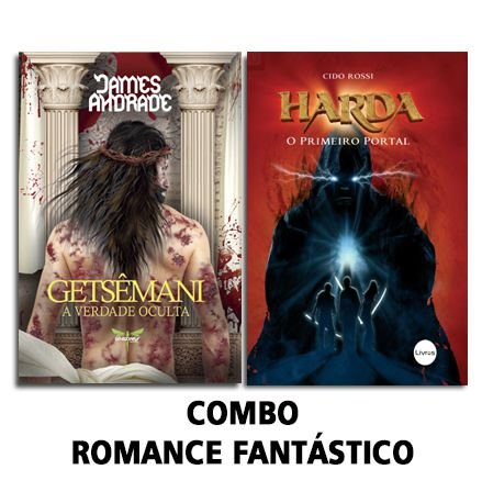 COMBO ROMANCE FANTÁSTICO