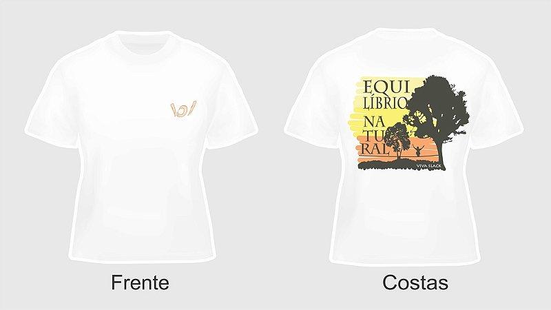 Camiseta Slackline - Equilíbrio Natural