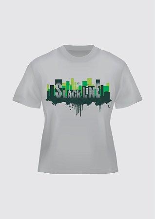 Camiseta Slackline - Fugere Urben