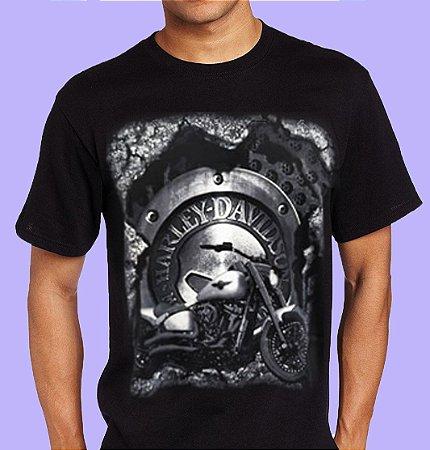 Camiseta Harley Davidson Motorcycle