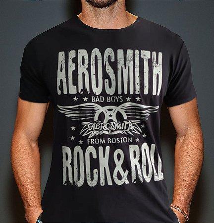 Camiseta Aerosmith