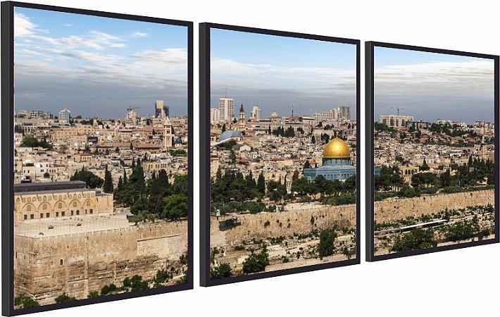 JERUSALÉM - CIDADE SANTA