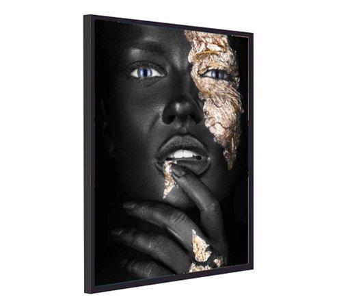 BLACK WOMAN GOLD 3