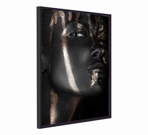 BLACK WOMAN GOLD 4