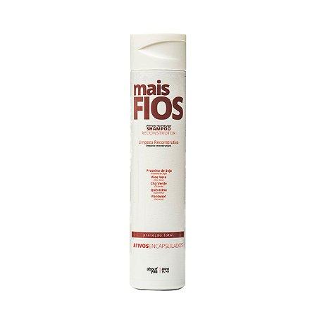 Mais FIOS - Shampoo Reconstrutor 300ml