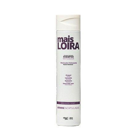 Mais LOIRA - Shampoo Reconstrutor 300ml