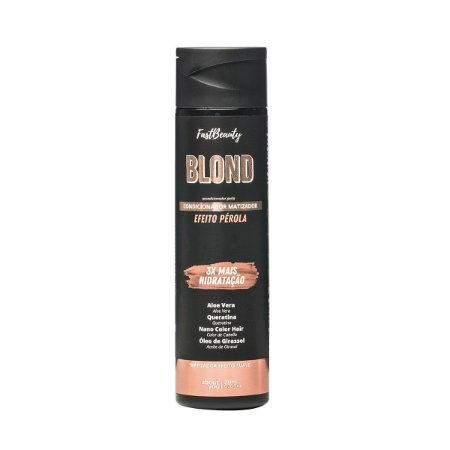 BLOND! Pérola - Condicionador Matizador Hidratante 200ml