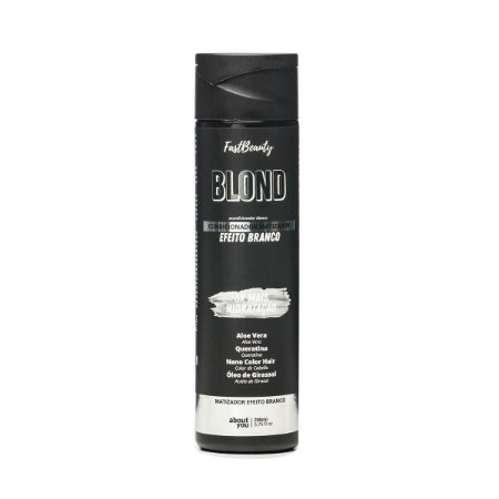 BLOND! Branco - Condicionador Matizador Hidratante 200ml