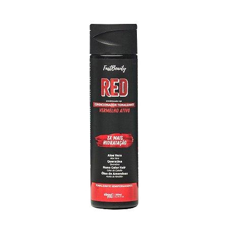 RED - Condicionador Tonalizante e Hidratante 200ml