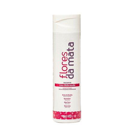 Flores da Mata - Shampoo Liso Hidratado 250ml