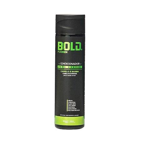 BOLD FOR MEN - Condicionador para Cabelos Normais