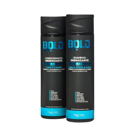 BOLD FOR MEN - Kit Energizante