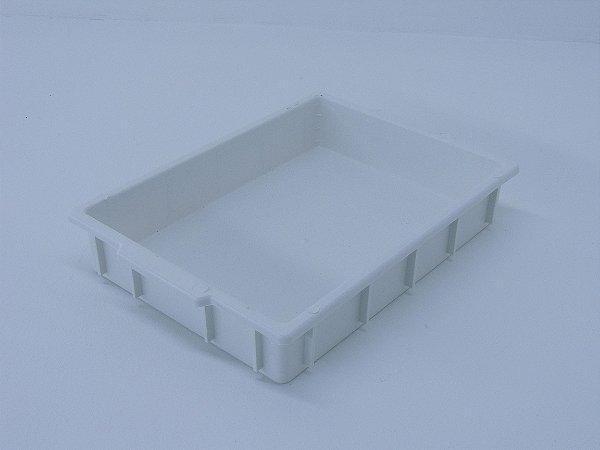 Caixa 1022 - Branca. [Polipropileno]