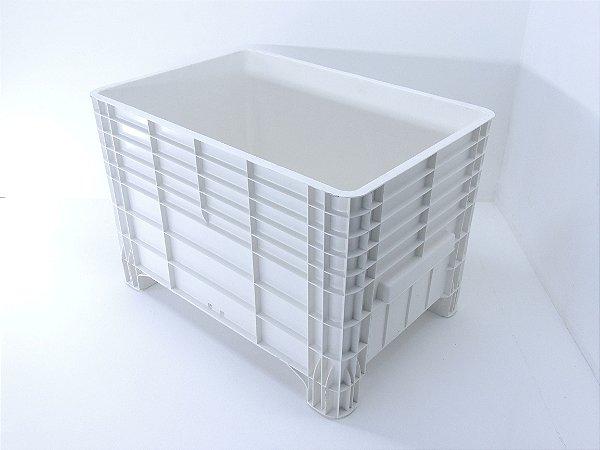 Caixa contentor 370 litros - Branca. - [Polipropileno]