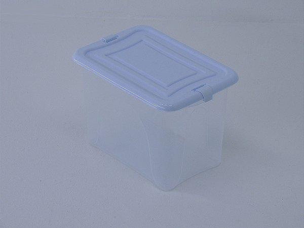 Caixa organizadora 5,5 litros. [Polipropileno]