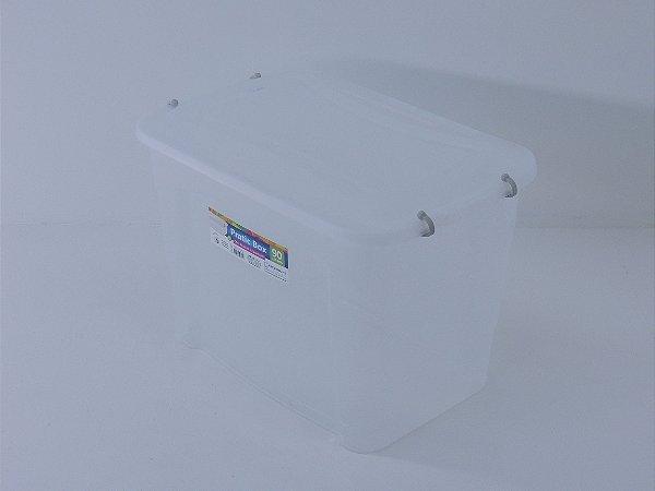 Caixa organizadora PRATIC BOX 90 litros. [Polipropileno].