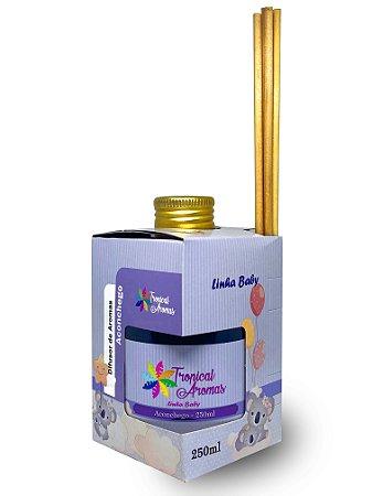 Difusor Linha  Baby Aconchego 250ml - Tropical Aromas