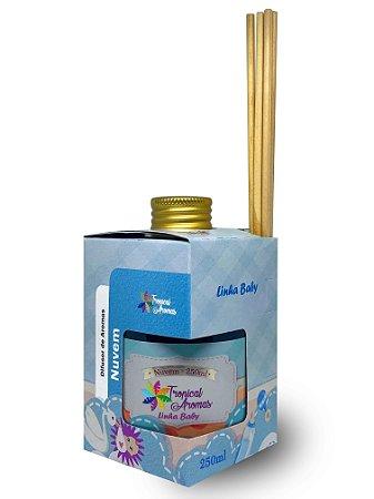 Difusor Linha  Baby Nuvem 250ml - Tropical Aromas