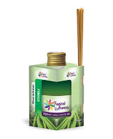 Difusor Caixinha Citronela 250ml - Tropical Aromas