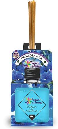 Difusor Aromas do Brasil Orquídea Azul 300ml - Tropical Aromas