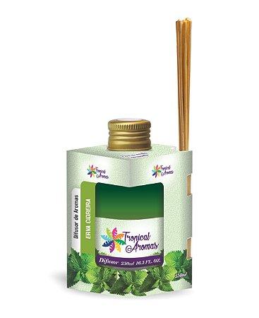 Difusor Caixinha Erva Cidreira 250ml - Tropical Aromas
