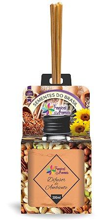 Difusor Aromas do Brasil Sementes do Brasil 300ml - Tropical Aromas