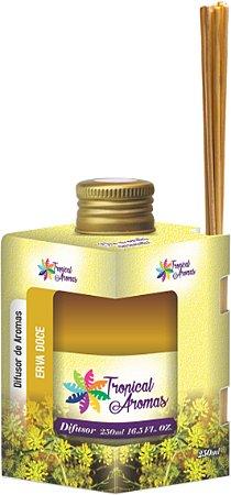 Difusor Caixinha Erva Doce 250ml - Tropical Aromas