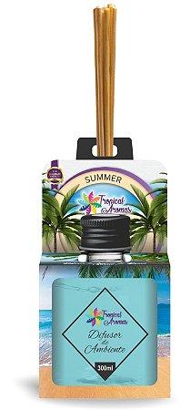 Difusor Aromas do Brasil Summer 300ml - Tropical Aromas