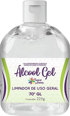 Álcool em Gel 70º 250ml - Tropical Aromas