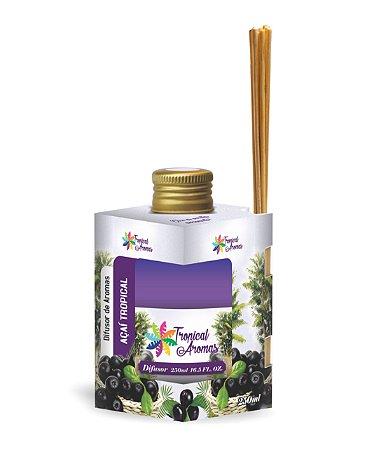 Difusor Caixinha Açaí Tropical 250ml - Tropical Aromas