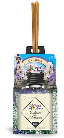 Difusor Aromas do Brasil Alfazema 300ml - Tropical Aromas
