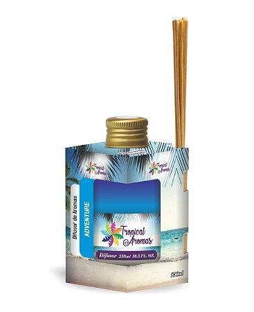 Difusor Caixinha Adventure 250ml - Tropical Aromas