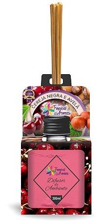 Difusor Aromas do Brasil Cereja e Avelã 300ml