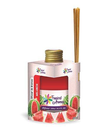 Difusor Caixinha Melancia 250ml - Tropical Aromas
