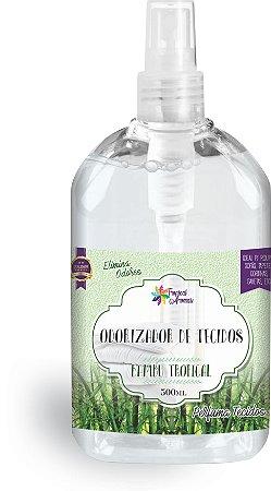 Odorizador de Tecidos Bambu 500ml - Tropical Aromas