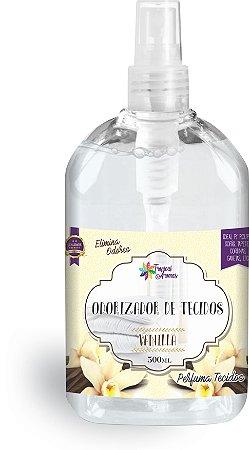 Odorizador de Tecidos Spray Tropical Aromas - Vanilla 500ml