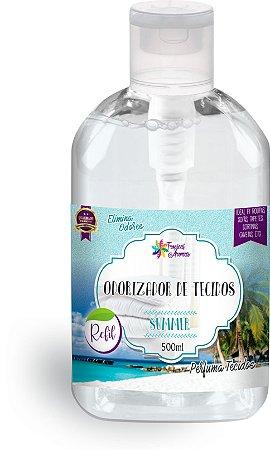 Refil Odorizador de Tecidos Summer 500ml - Tropical Aromas