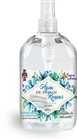 Água de Passar Baby Spray Tropical Aromas 500ml