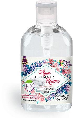 Refil Água de Passar ConfortoTropical Aromas 500ml