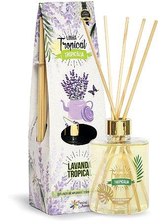 Difusor de Luxo Tropicália Lavanda 350ml - Tropical Aromas