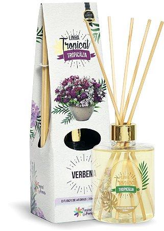 Difusor de Luxo Tropicália Verbena 350ml - Tropical Aromas