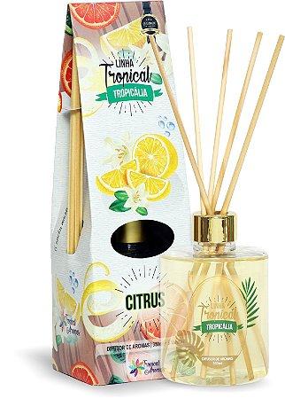 Difusor de Luxo Tropicália Citrus 350ml - Tropical Aromas