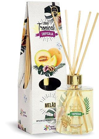 Difusor de Luxo Tropicália Melão 350ml - Tropical Aromas
